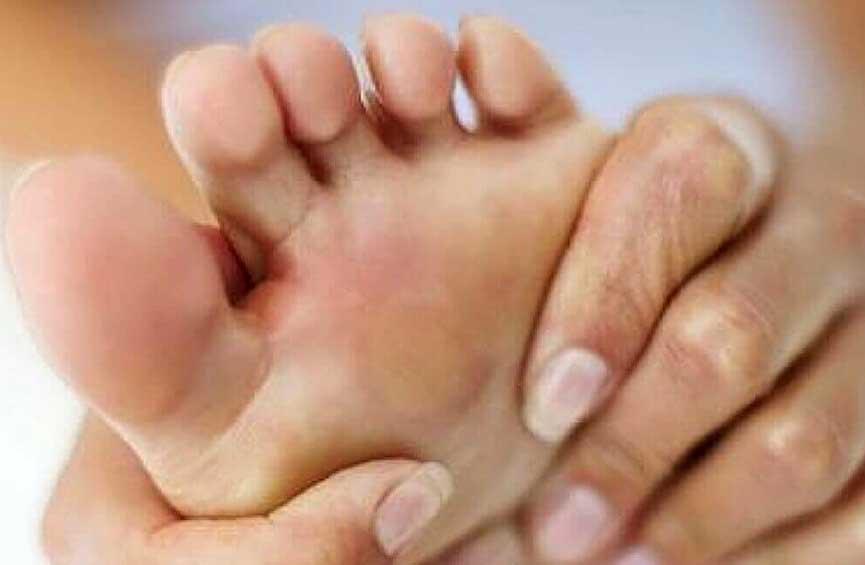 Cuídate del pie diabético