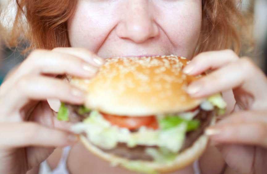 El estrés postraumático y la comida