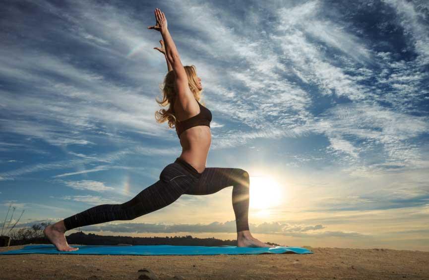 6 beneficios que obtienes con el yoga