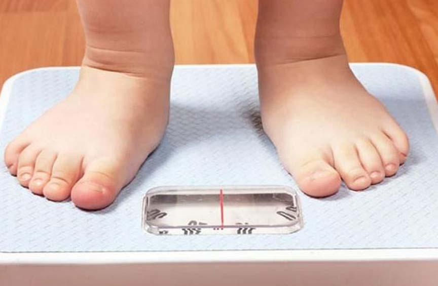 ¿Es común ver un niño con pie plano?