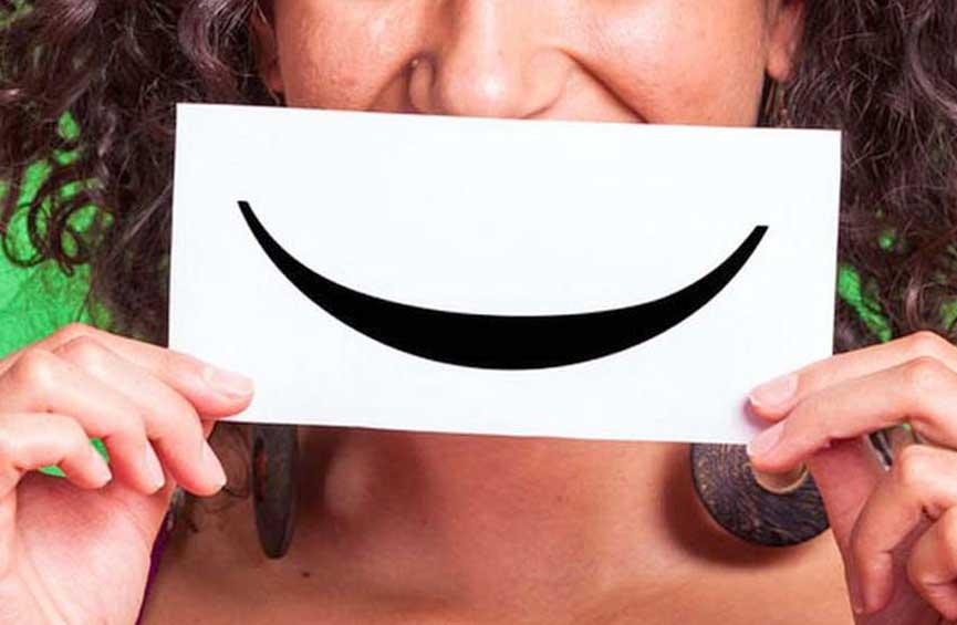 La felicidad es la mejor medicina