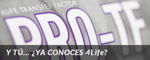 Conoce 4Life Transfer Factor Global